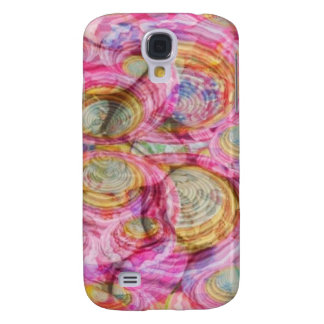 EXOTIC Sea Shells - Art101 Created Decorations Samsung Galaxy S4 Covers