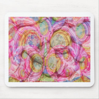 EXOTIC Sea Shells - Art101 Created Decorations Mouse Pad
