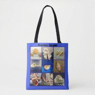 Exotic SeaShell Photography Sanibel Island Florida Tote Bag