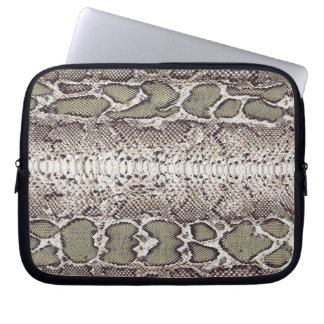 Exotic Snake Skin #1 Laptop Sleeve