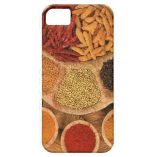 Exotic spices iPhone SE/5/5s case