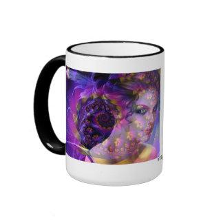 Exotic Spirit Ringer Coffee Mug