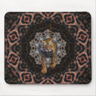 Exotic Tiger. Mouse Pad