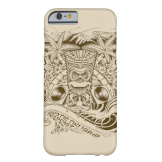 Exotic Tiki Island Podcast Logo Barely There iPhone 6 Case