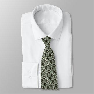 Exotic Tiled Tie