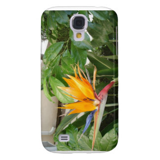 exotic tropical bird of paradise flowers galaxy s4 covers