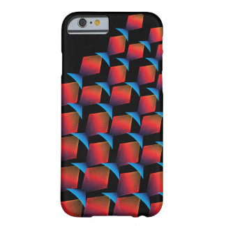Exotic Tropical Fish Pattern Barely There iPhone 6 Case