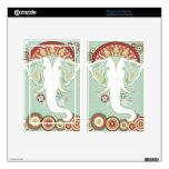 Exotic White Elephant Kindle Fire Skins