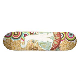 Exotic White Elephant Sk8 Deck Skate Decks
