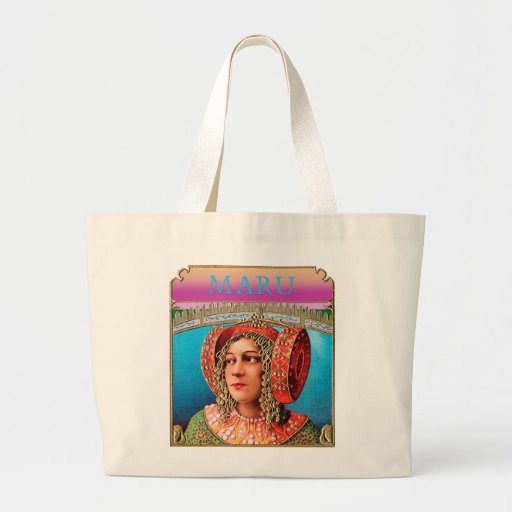 Exotic Woman Tote Bag