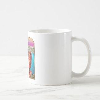 Exotic Woman Classic White Coffee Mug