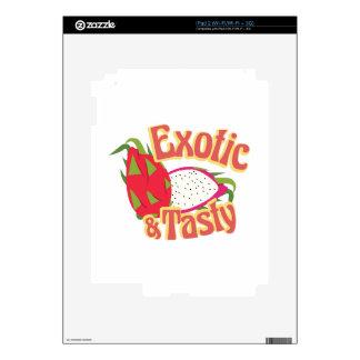 Exótico y sabroso iPad 2 skins