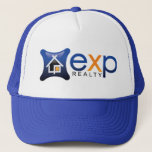 "eXp Realty Trucker Hat<br><div class=""desc"">Get in style with a branded hat.</div>"