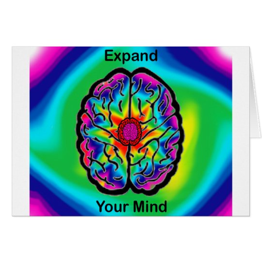 Expand Your MInd Card