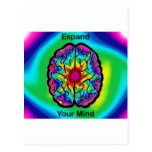 Expand Your Mind Post Cards