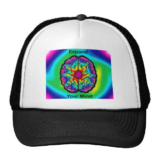 Expand Your Mind Trucker Hat