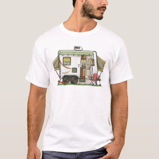 Expandable Hybred Camper Apparel T-Shirt