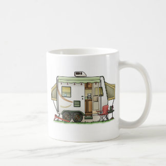Expandable Hybred Trailer Camper Coffee Mug