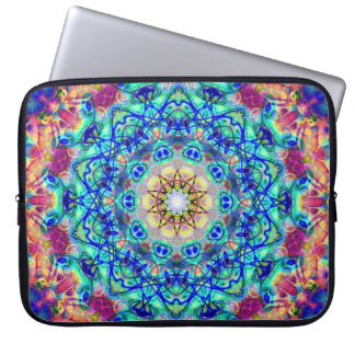 Expanded Decagram V 2  Laptop Sleeve