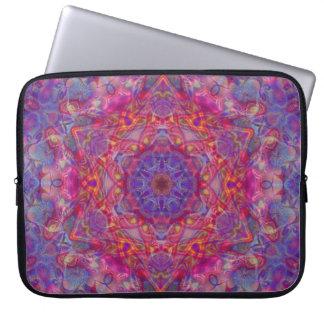 Expanded Hexagram 740  Laptop Sleeve
