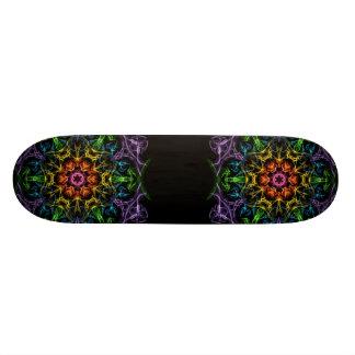 Expanding Center Custom Skate Board