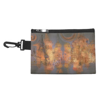 Expansion – Golden Shimmering City of Dream Accessory Bag