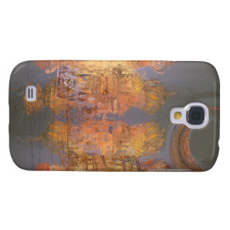 Expansion – Golden Shimmering City of Dream Samsung Galaxy S4 Cases