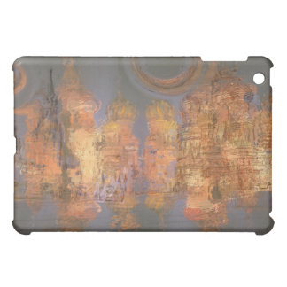 Expansion – Golden Shimmering City of Dream Case For The iPad Mini