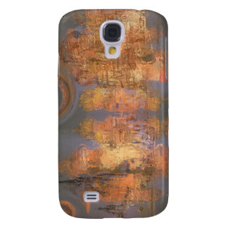 Expansion – Golden Shimmering City of Dream Galaxy S4 Cover