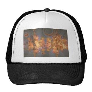 Expansion – Golden Shimmering City of Dream Hat