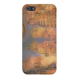 Expansion – Golden Shimmering City of Dream iPhone SE/5/5s Cover