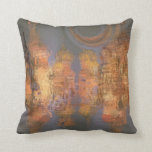 Expansion – Golden Shimmering City of Dream Pillow