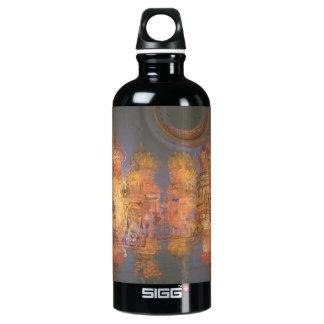 Expansion – Golden Shimmering City of Dream SIGG Traveler 0.6L Water Bottle