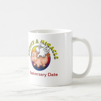 Expect A Miracle --- AA Recognition Coffee Mug