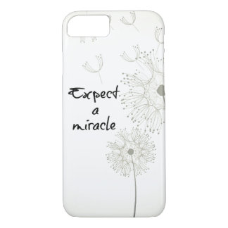 Expect a Miracle Inspirational iPhone 7 Case