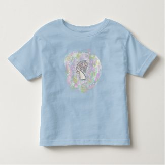 Expect Good Things Guardian Angel Toddler T-Shirts