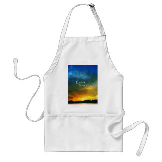 Expect Miracles! Adult Apron