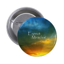 Expect Miracles! Button