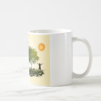 Expect Miracles Classic White Coffee Mug