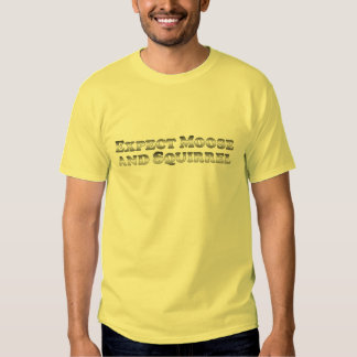 Expect Moose and Squirrel - Basic T-Shirt