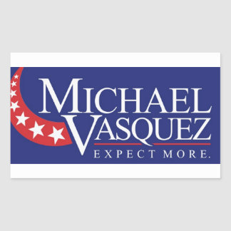 Expect More Bumper Stickers