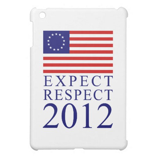 Expect Respect 2012 iPad Mini Cases