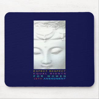 Expect Respect - Equal Rights for Women Mousepads