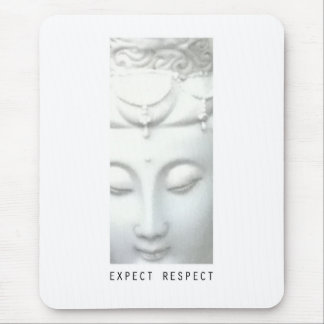 Expect Respect Mouse Pad