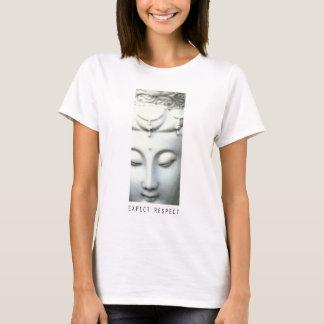 Expect Respect QR Quan Yin T-Shirt