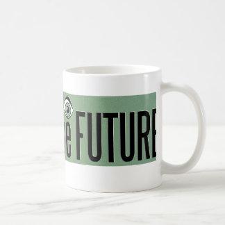 Expect The Future Logo Coffee Mug