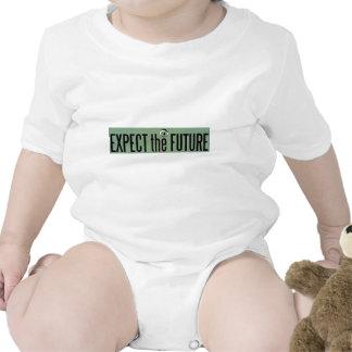 Expect The Future Logo Shirt