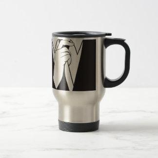 Expect us 15 oz stainless steel travel mug