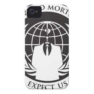 Expect us iPhone 4 case