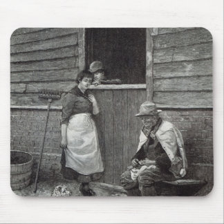 Expectancy, from 'Leisure Hour', 1888 Mouse Pad